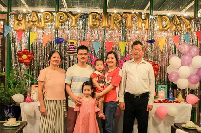 Bí kíp tổ chức sinh nhật cho bé thích mê tại Bò Tơ Quán Mộc