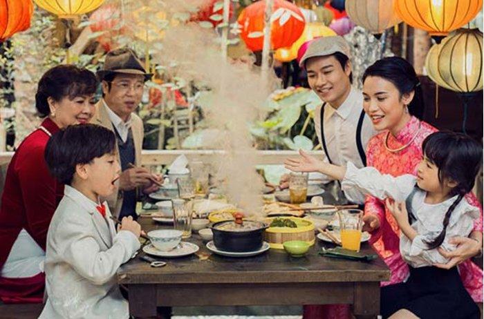 Lựa chọn nhà hàng gia đình Hà Nội cho tiệc xum vầy thêm vui