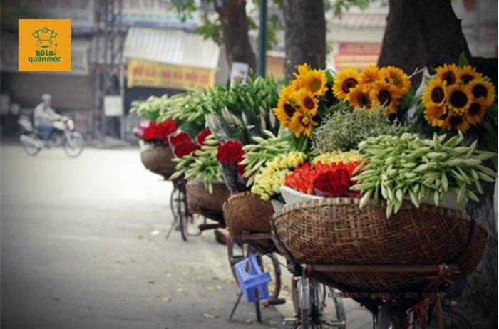 Gánh hàng rong - Nét đẹp văn hóa trăm năm Hà Nội