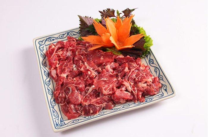 Thịt bò tơ - thực phẩm làm đẹp tuyệt vời cho chị em phụ nữ