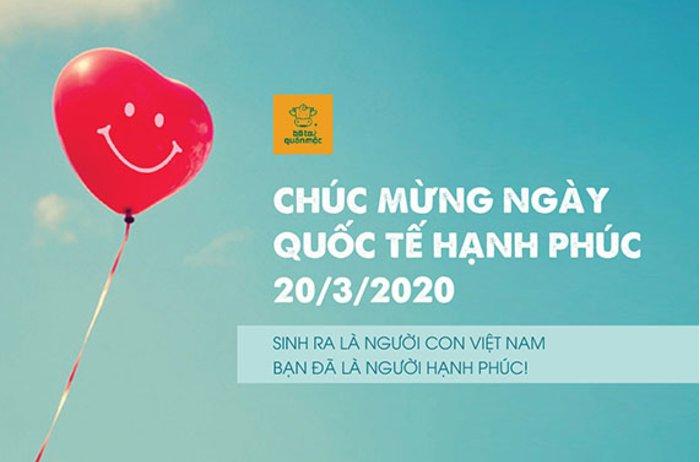 Sinh ra là người con Việt Nam bạn đã là người hạnh phúc