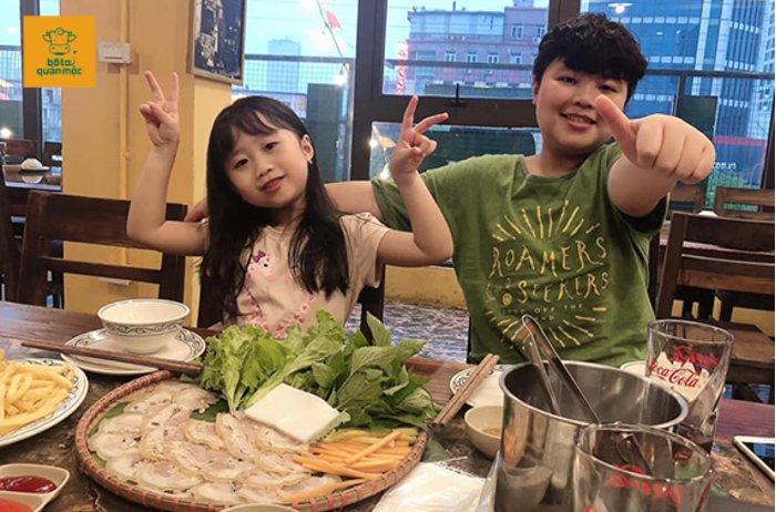 Bò Tơ Quán Mộc - Lựa chọn tuyệt vời cho ba mẹ ngày Tết Thiếu nhi
