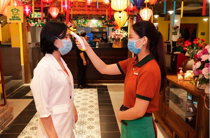 Bò Tơ Quán Mộc đồng loạt triển khai các biện pháp phòng chống dịch